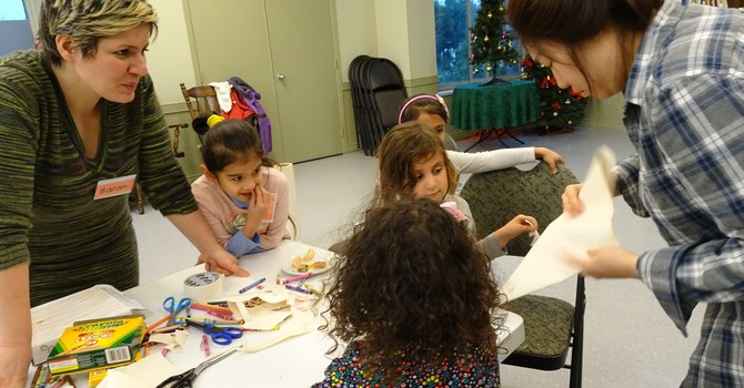 Queen Mary Family Learning Program